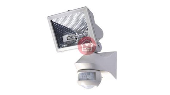 Đèn cảm ứng hồng ngoại chống trộm Luxa 102-150 150W
