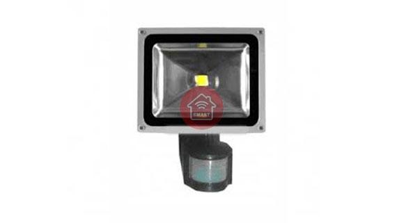 Đèn pha LED cảm ứng hồng ngoại chống trộm KAWA-FS