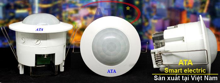 Cảm biến hồng ngoại gắn âm trần ATA AT360