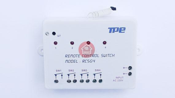 Điều khiển từ xa 4 thiết bị TPE-RC5G4