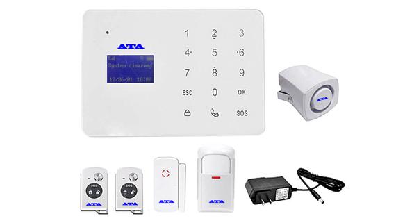 Báo trộm cao cấp không dây qua điện thoại ATA AT-679