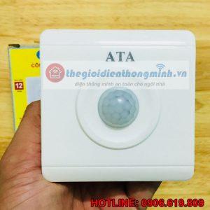 Công tắc cảm ứng âm tường ATA