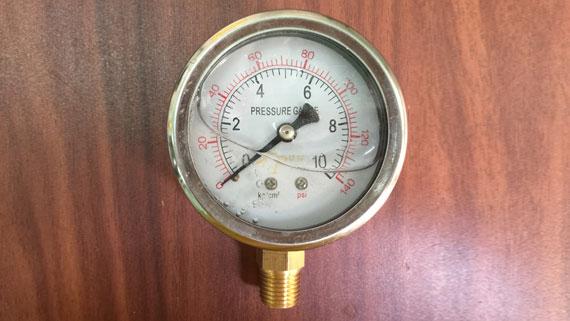 Đồng hồ đo áp suất áp lực nước, khí