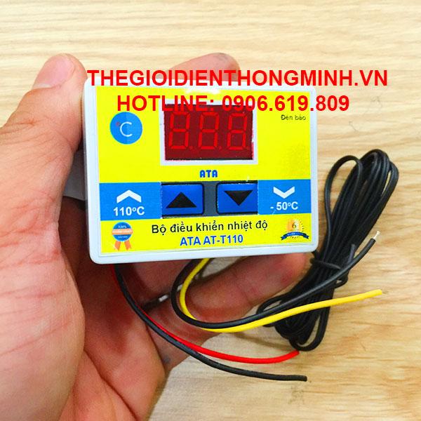 Bộ điều khiển nhiệt độ ata at t110