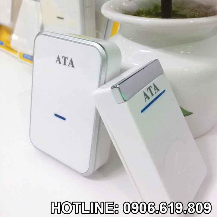 Chuông cửa không dây không dùng pin cao cấp ATA