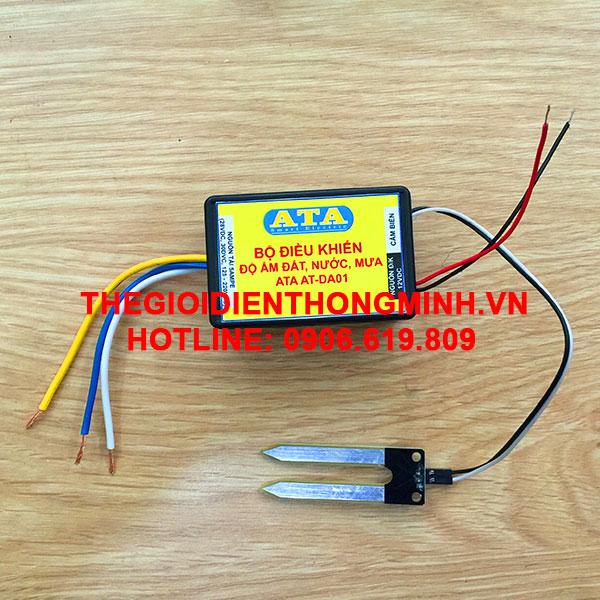 Cảm biến độ ẩm đất ATA DA01 (bật tắt điều khiển thiết bị tự động)