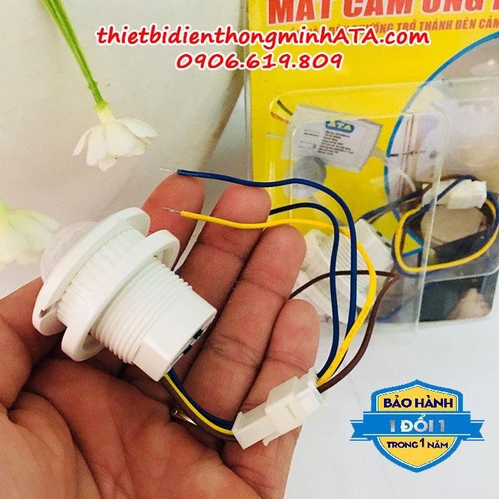 Công tắc cảm biến hồng ngoại mở đèn tủ áo, tủ bếp tự động ATA