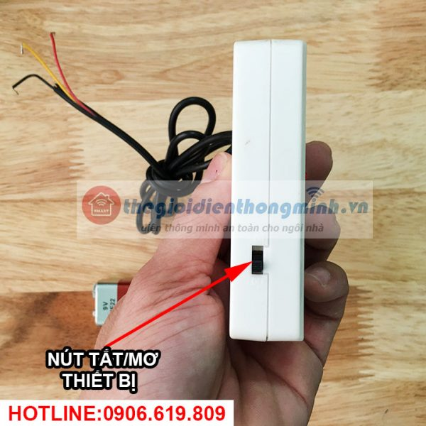 Thiết bị báo động mất điện 3 pha 380v ATA AT-87A