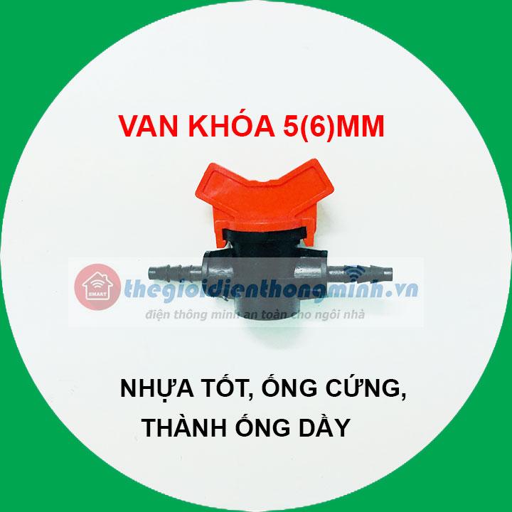 Van khóa 5mm (loại tốt)