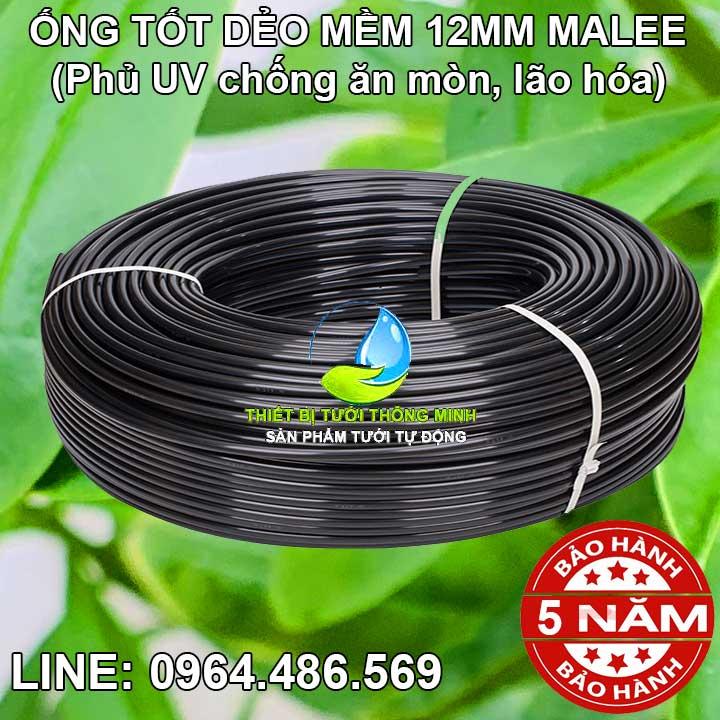 Ống mềm tưới cây 12mm Malee