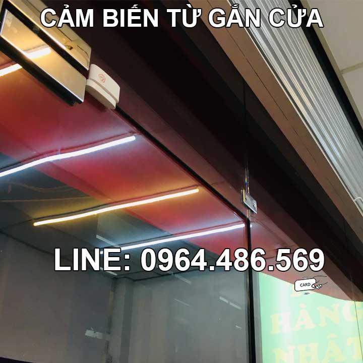 Hệ thống báo trộm gia đình gọi điện thoại không dây SAS-01 2