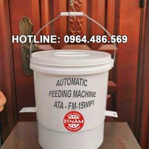 Máy cho gà ăn theo giờ tự động ATA FM-15